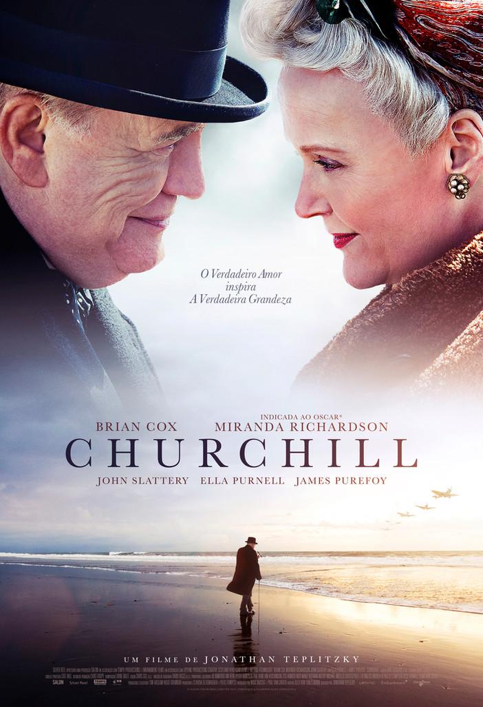 """Churchill"", o homem por trás do estadista"