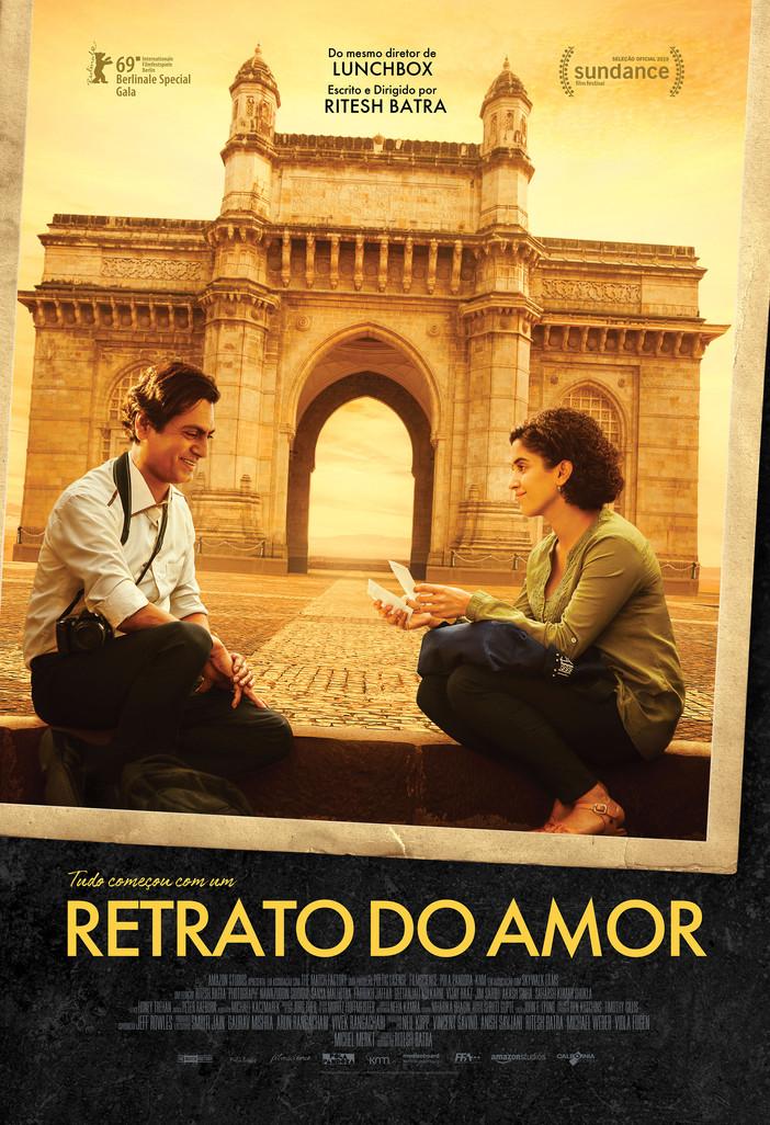 """O romance indiano """"Retrato do amor"""""""