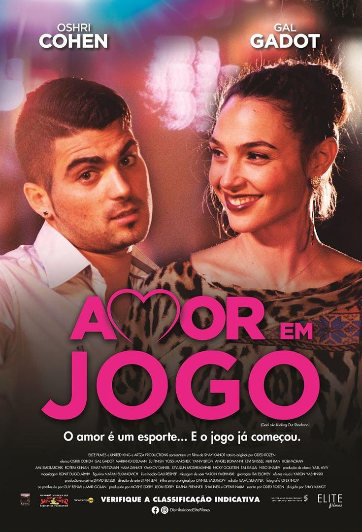 """Pôster de """"Amor em Jogo"""""""