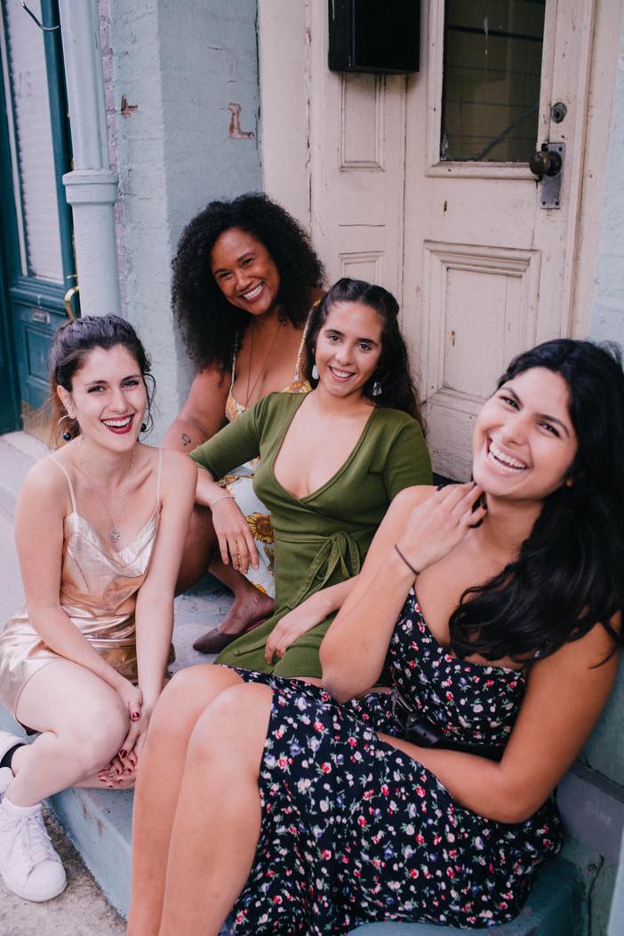 """Coletivo """"Evoé"""" e a resistência feminina e brasileira nos palcos norte-americanos"""