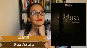 #JáVi - Rua Azusa, o Musical   Teatro no Brasil de 2019