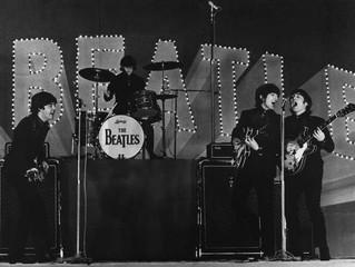ビートルズ記念日!