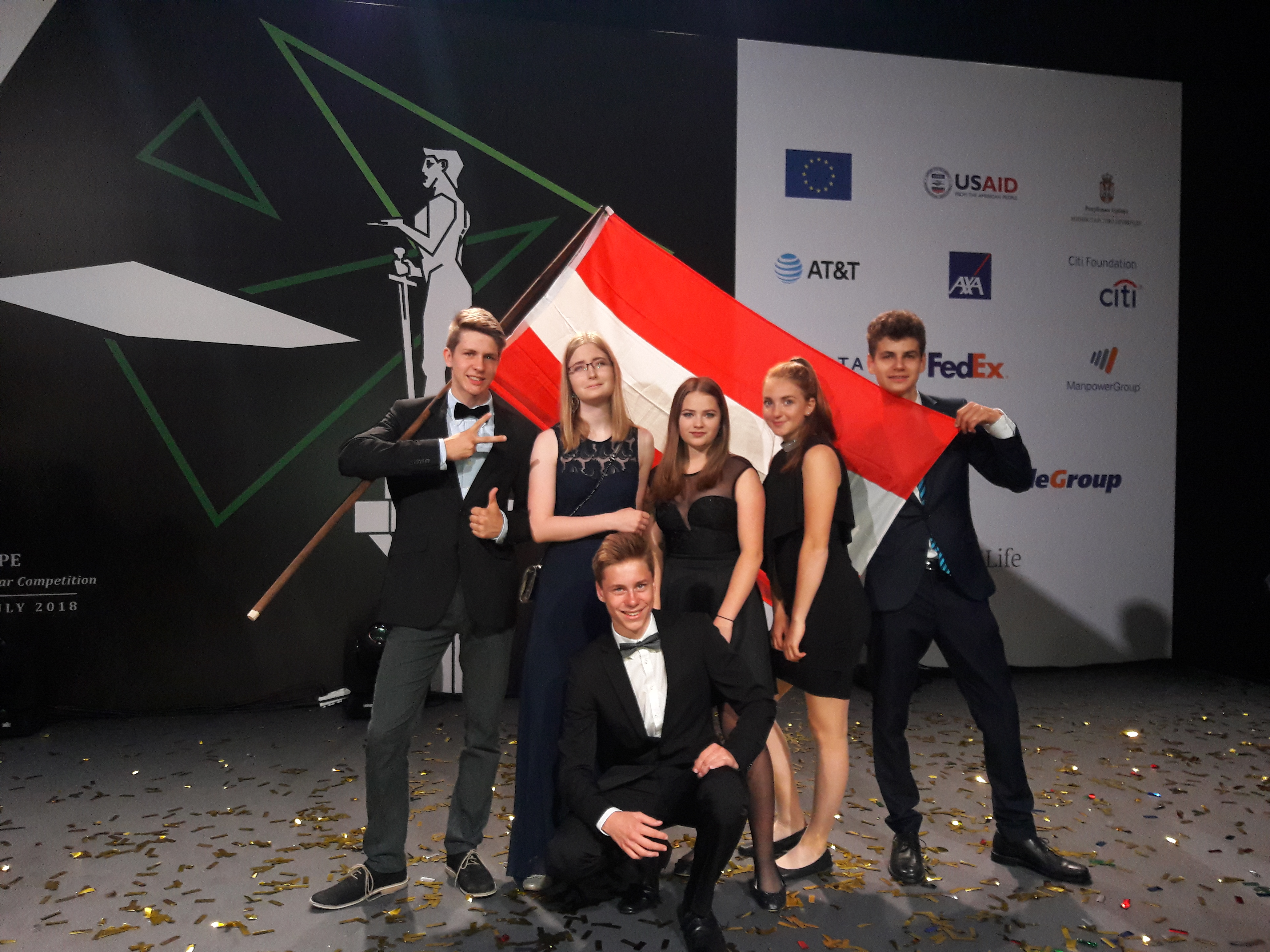COYC 2018 Belgrade