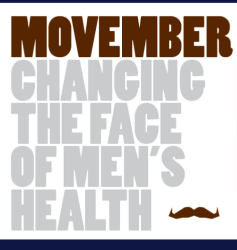 Movember has Begun!