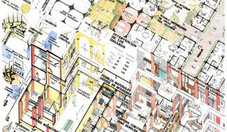 proyecto Arquitectura al servicio de los usuarios. La Habana 1984