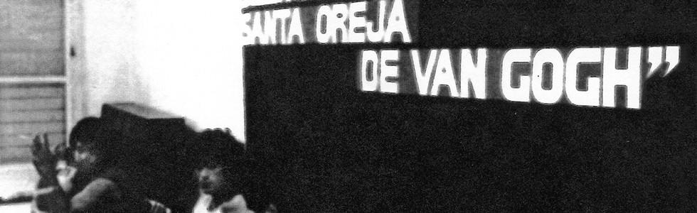 Performances. La Habana. 1989