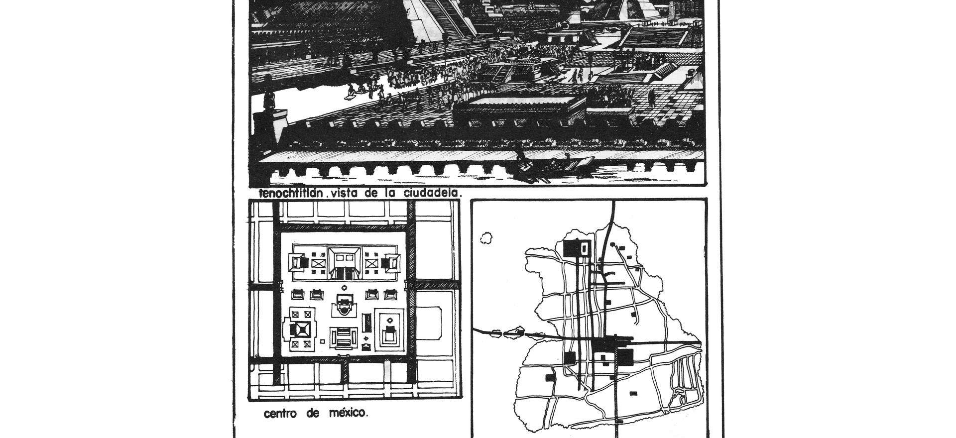 Ciudad deTenochtitlan Imperio Azteca