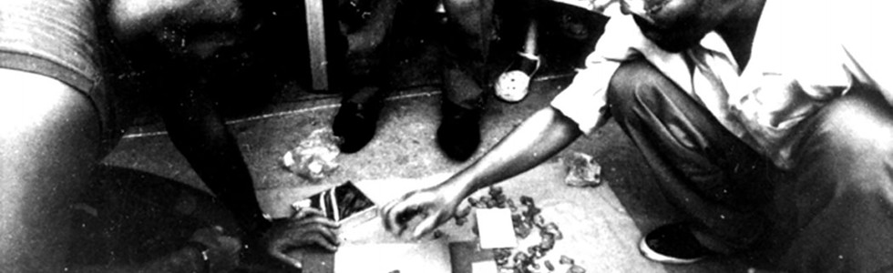 Performances urbanos, La Habana.1988