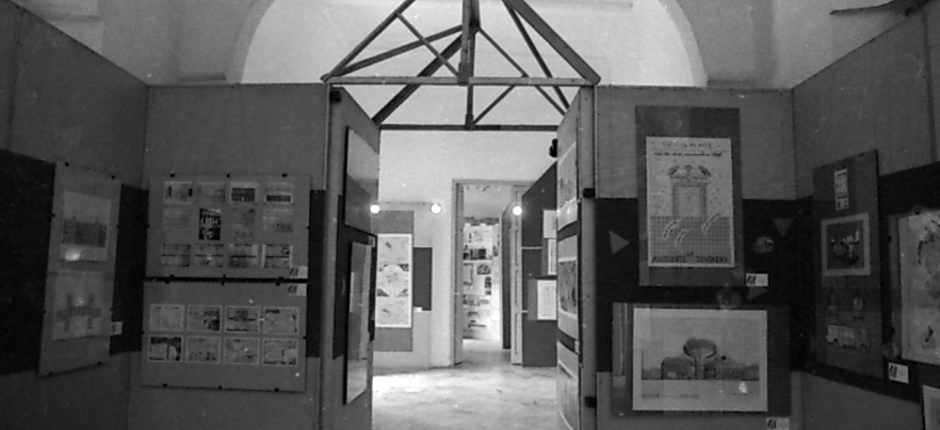 expo Arquitectura  joven cubana 1989