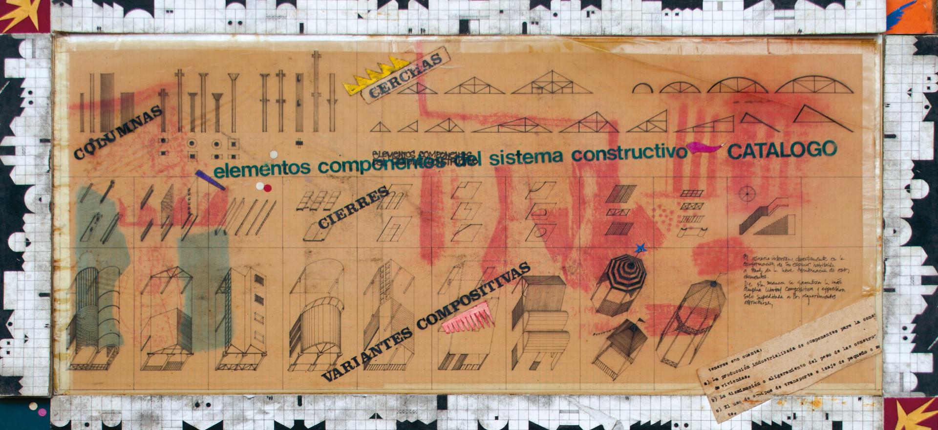 Concurso Habitat del mañana. Cojimar y Alamar. La Habana 1984