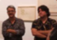 juan Luis Morales Menocal e Ivan de la N