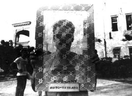 Performances urbanos. La Habana.1989