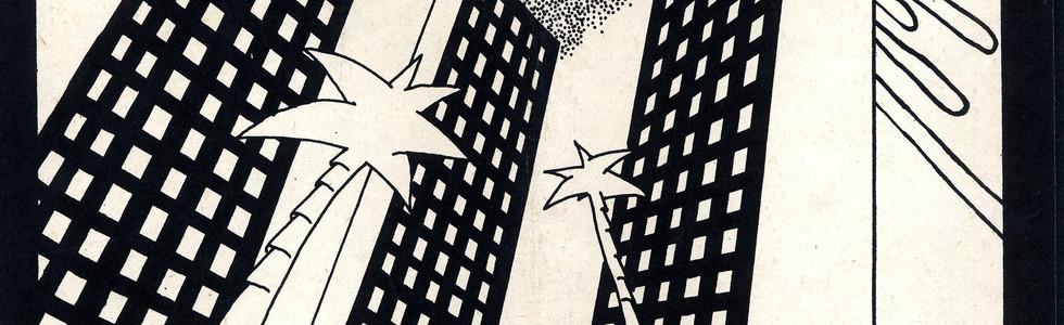 Arquitectura Joven Cubana. Centro Artes Visuales. La Habana.1990
