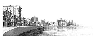 Dibujo Malecon de abel Rodriguez.JPG