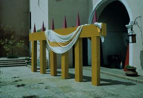 Exposicion Detras de la fachada. luz y oficios Rafael Fornes y