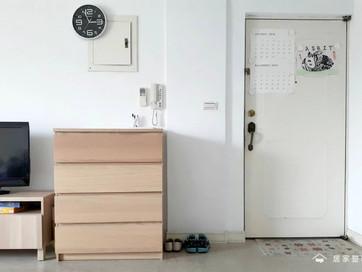 《Nelly專欄》尋美日常:居家玄關,入口的物品單純了,生活也會跟著單純。