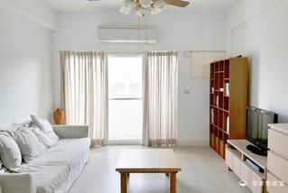《Nelly專欄》 尋美日常:客廳-Living room.  Room for living, not for goods.