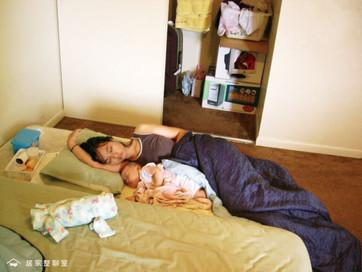 《Nelly專欄》 尋美路上:我曾在2小時內做出年度企劃報告,現在卻無法用2小時哄睡一個寶寶(上)