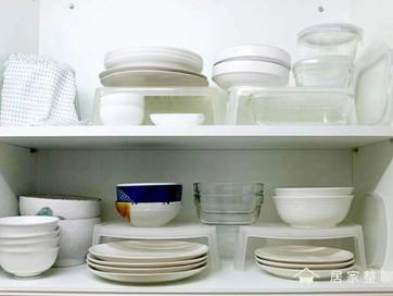 《Nelly專欄》尋美日常:碗盤櫃--只留下有能力管理的物品