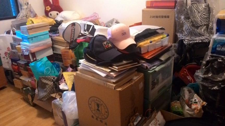 永遠整理 收納 不完的房間?小心! 你已掉入「習得無助感」 Boxful任意存 居家整聊室