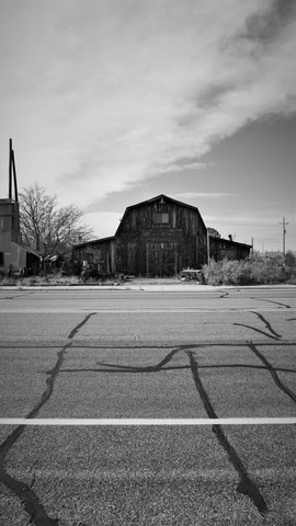 Auction House between Tuscon and El Paso