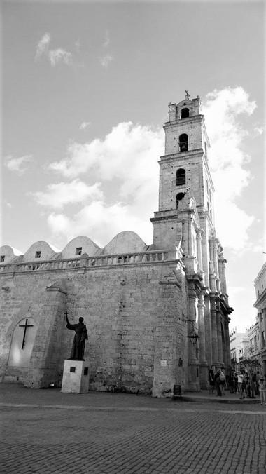 Plaza de San Francisco de Asis, Havana, Cuba