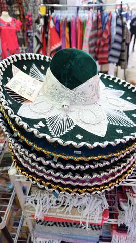 Mariachi Sombrero Central Market San Antonio