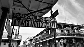 Maison Bourbon, Preservation of Jazz, New Orleans