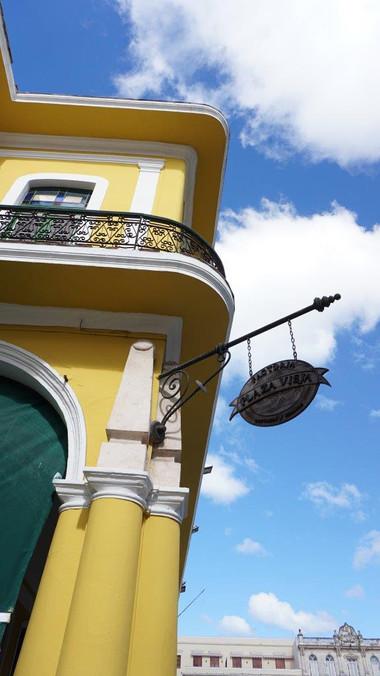 Shop Sign, Havana, Cuba