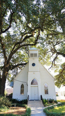 Methodist Church, St. Francisville