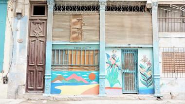 Doorway, Havana, Cuba
