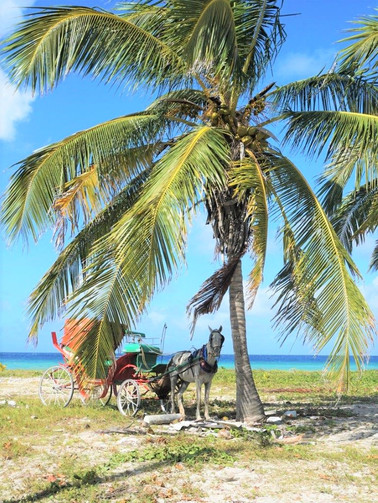 La Boca Beach, Cuba