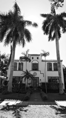 House in Coral Gables, Miami