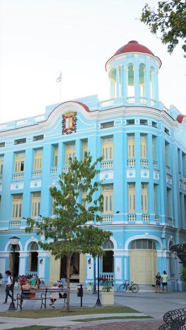 Bank Building, Camagüey, Cuba