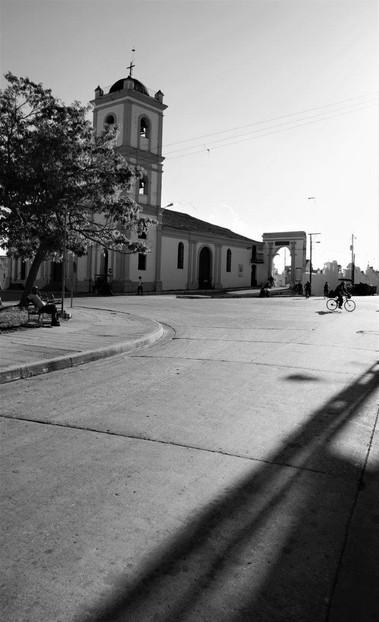 Plaza & Church, Camagüey, Cuba