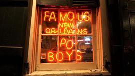 Po Boy sing New Orleans