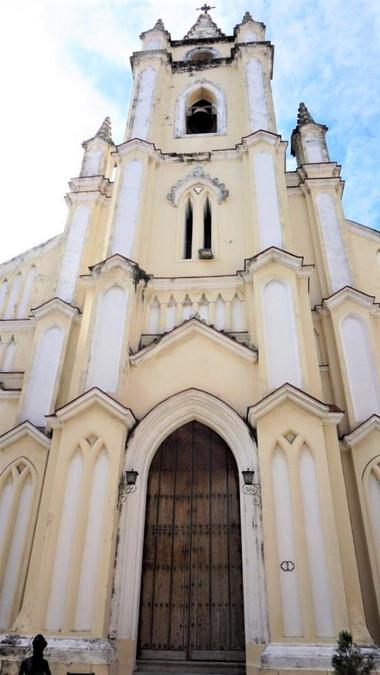Catedral de San Cristobal de La Habana, Havana, Cuba