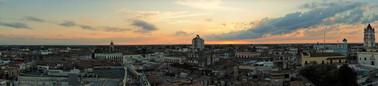 Camagüey Skyline Sunset, Cuba