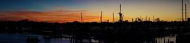 Sunset Panaramic, St. Augustine