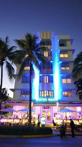 Winter Haven Hotel, Miami