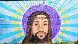 Mural, New Orleans