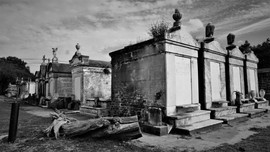 St Louis Cemetry No 1, New Orleans