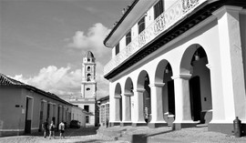Stunning Architecture, Trinidad,