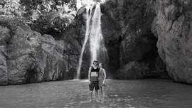 Salto de Baiguate Jarabacoa  Dominican Republic.