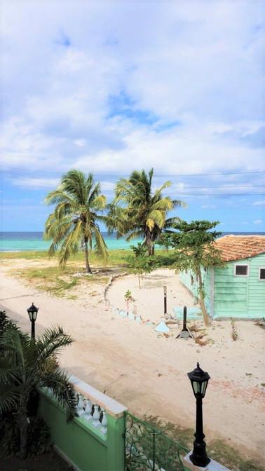 La Boca, Beach