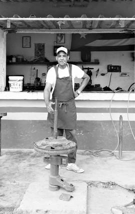 Mechanic, Trinidad, Cuba