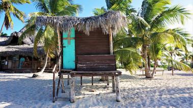 La Boca Beach, Camagüey Province, Cuba