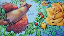 Mural, Brenham
