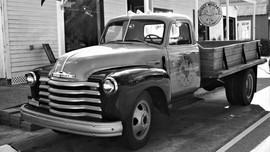 Vintage Truck, St. Francisville