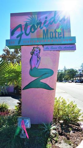 Florida Motel, St. Augustine